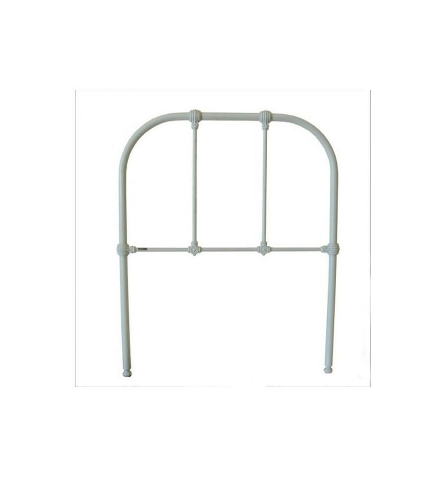Cabeceros metalicos cabecero y cama de forja con bronce c - Cabeceros metalicos para camas ...