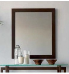 Specchio in ferro battuto Verano
