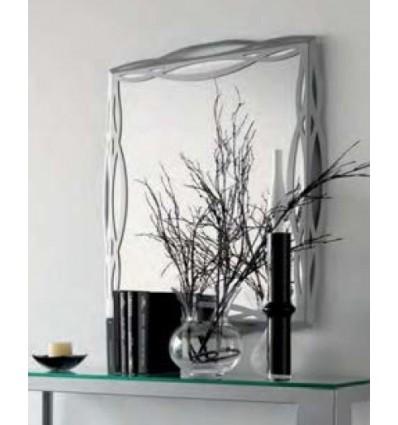 Specchio in ferro battuto Milos