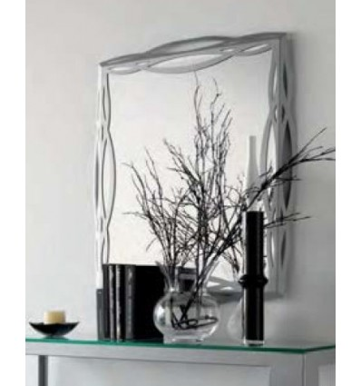 Spiegel aus Schmiedeeisen Milos