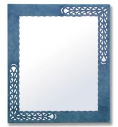 Espejo de forja Calado