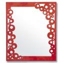 Spiegel aus Schmiedeeisen Círculos