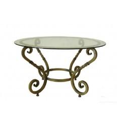 Tisch aus Schmiedeeisen Aníbal
