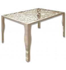 Tavolo in ferro battuto Círculos