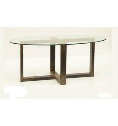 Table en fer forgé Loft