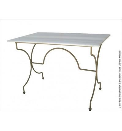 mesa de forja luis felipe
