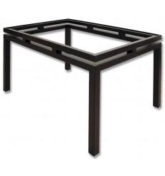 mesa de forja malaga