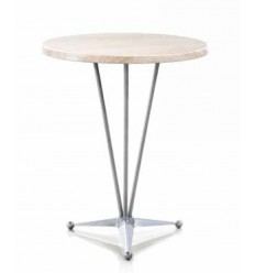 mesa velador redonda baja