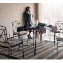 Tisch aus Schmiedeeisen Pisa