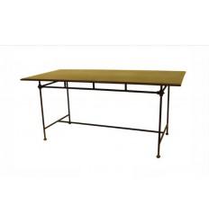 Tisch aus Schmiedeeisen Antix