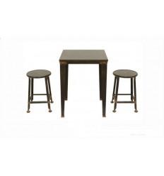 Table en fer Taller