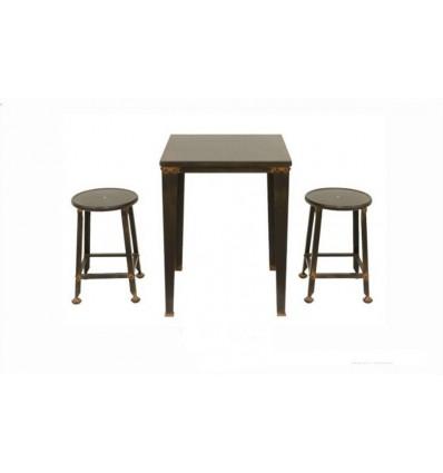 mesa de hierro taller