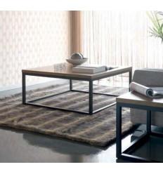 Modelo de mesa de café de ferro forjado Milán