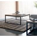 Modello di tavolino da caffè in ferro battuto Milán