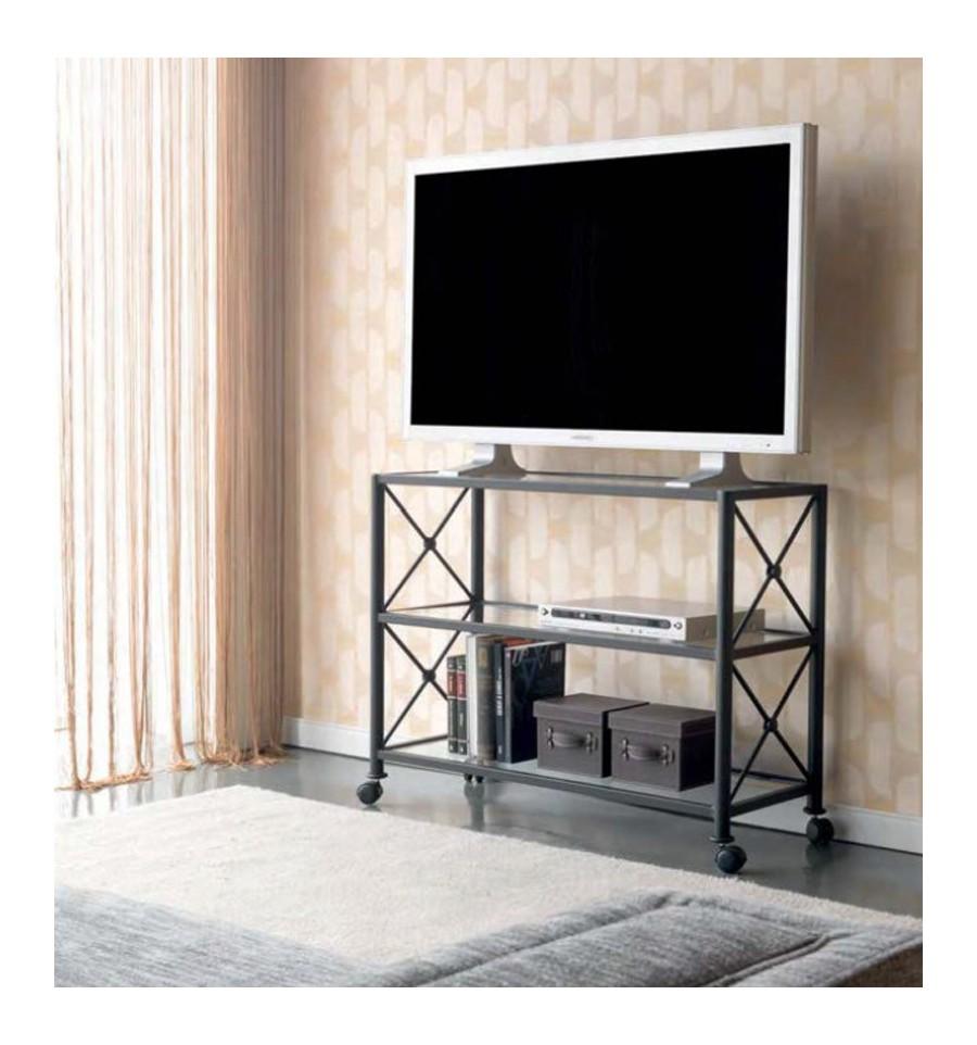 Mesa de tv cruceta for Mesas de televisor modernas