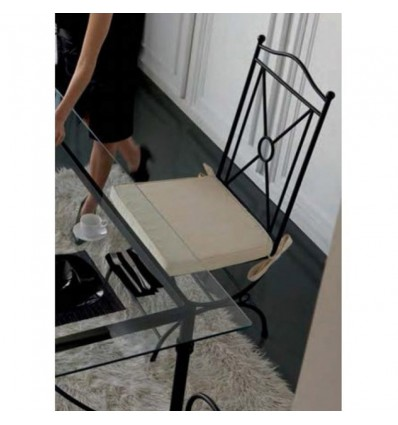 silla de forja atenas
