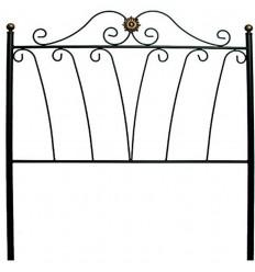 Tête de lit forgée Altana