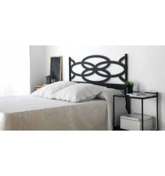 Cabecero de cama de forja Elipse