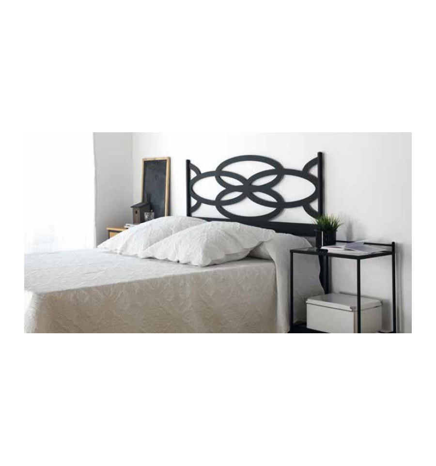 Cabecero de cama de forja elipse - Cabeceros cama de forja ...
