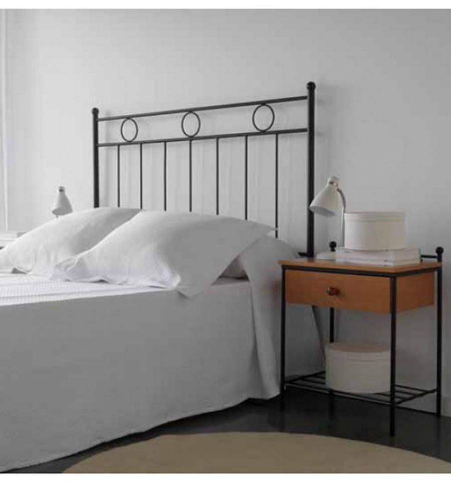 Cabecero de forja pablo - Cabeceros de cama antiguos ...