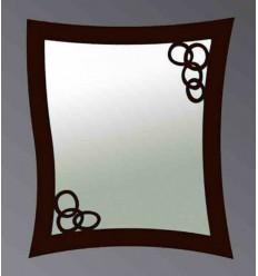 Spiegel aus Schmiedeeisen Coliseo
