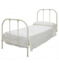 cama completa de forja hostal