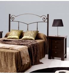 Cabecero de cama de forja Mara