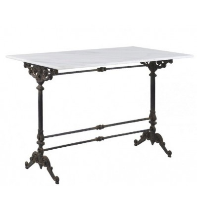 mesa velador de fundicion colmena