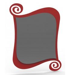 Miroir Espiral