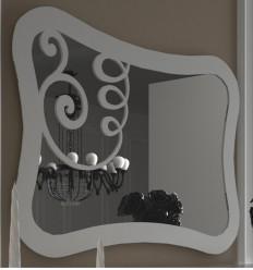 Specchio in ferro battuto Verona