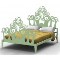 Schmiedeeisen Bett Gizane