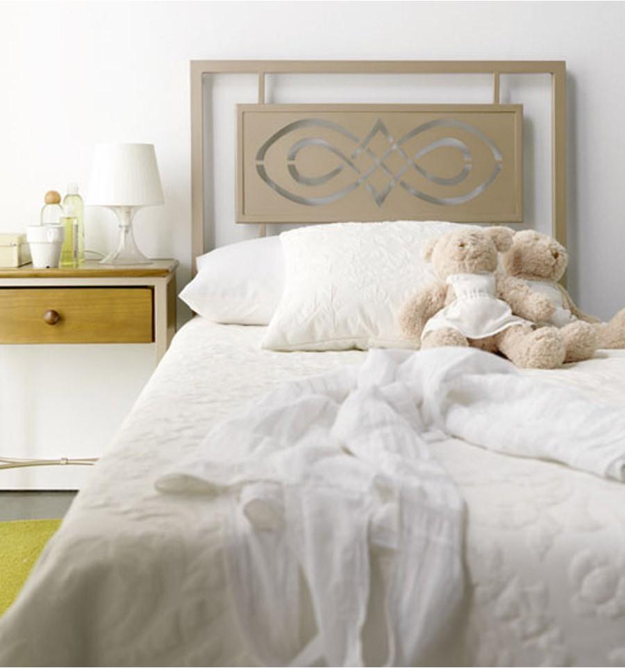 Cabezales originales trendy ideas para cabeceros de cama cabeceros con ramas de rbol with - Cabeceros originales infantiles ...