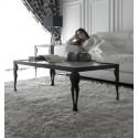 Tavolino da caffè in ferro battuto Apolo