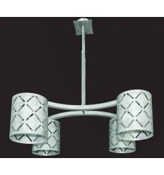 lampara de techo moderna cube