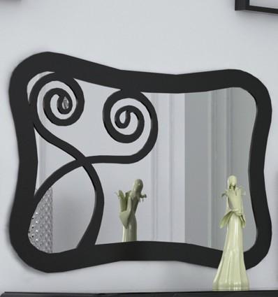 espejo de forja napoles