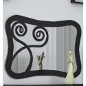 Specchio in ferro battuto Nápoles
