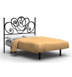 Tête de lit en fer forgé Verona