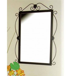 Miroir de forge Claudia