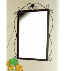 Spiegel aus Schmiedeeisen Claudia