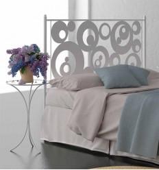 Tête de lit en fer forgé moderne Tudela