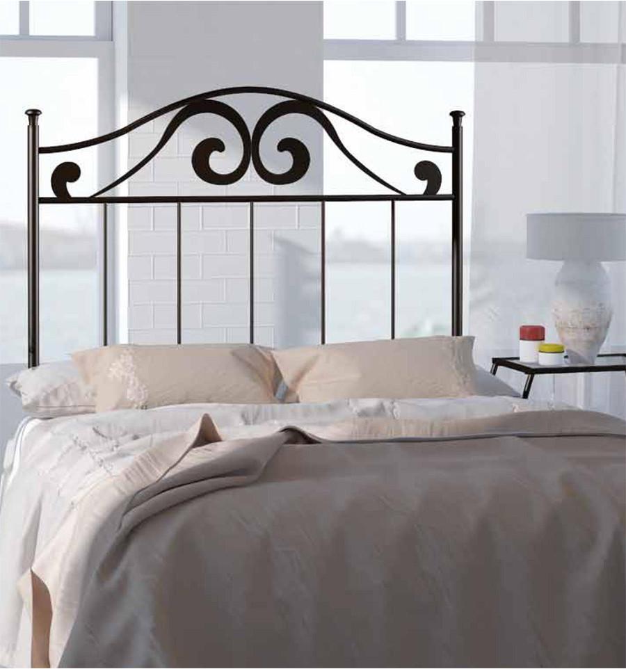 Cabecero de cama de forja teruel - Cabeceros de cama de diseno ...