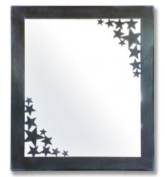 Espelho de forja Estrellas