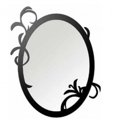 Espelho de forja moderno Gadir
