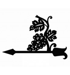 Banderuola grappolo d'uva
