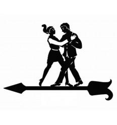 Banderuola partne di ballo