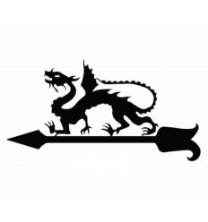 Cata-vento dragão