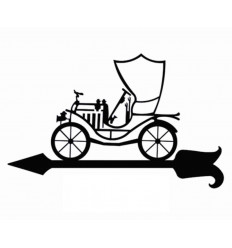 Cata-vento Carro clássico