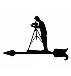 Photographe girouette