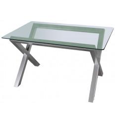 Moderna mesa de jantar Cruceta