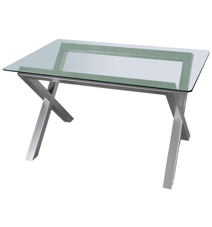 Mesa de comedor moderna cruceta - Mesa camilla moderna ...